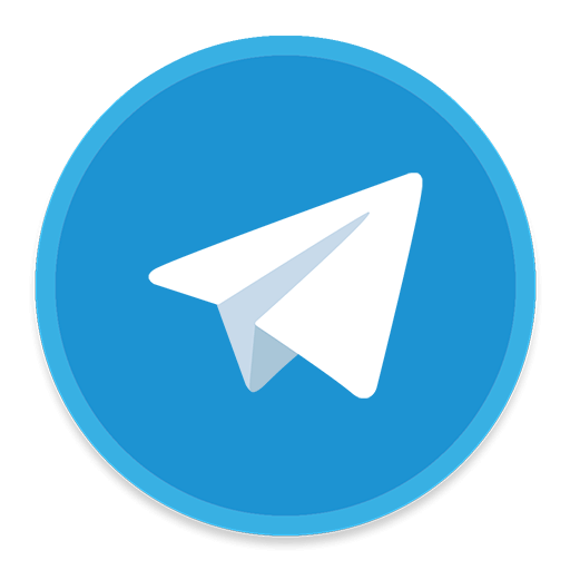 telegram icon by mrkarianov dbs9z16